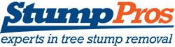 Stump Pro's Stump Grinding Logo