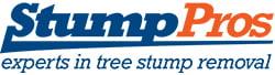 Stump Pro's Stump Grinding Logo